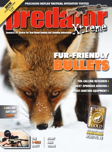 Predator Xtreme Cover - 1/1/2015