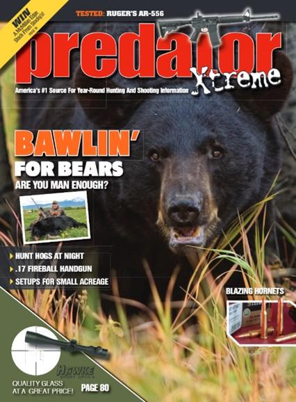Predator Xtreme Cover - 6/1/2015