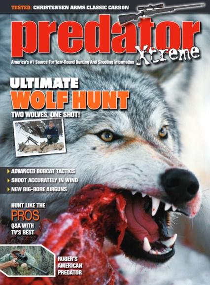 Predator Xtreme Cover - 3/1/2015