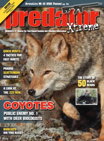 Predator Xtreme Cover - 10/1/2015