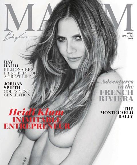 Maxim Cover - 5/1/2018