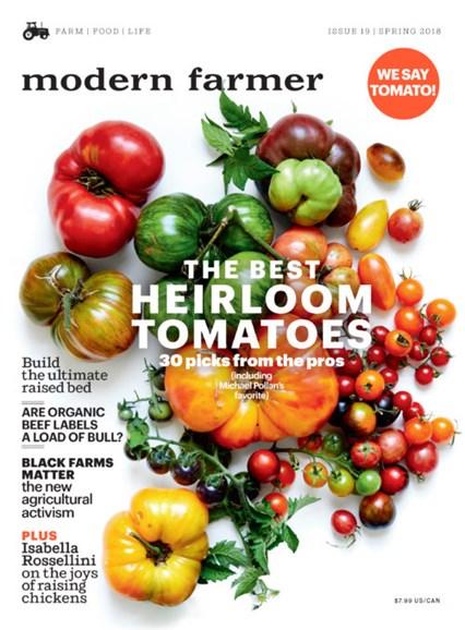 Modern Farmer Cover - 3/1/2018