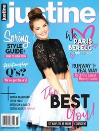 Justine Magazine | 2/1/2018 Cover