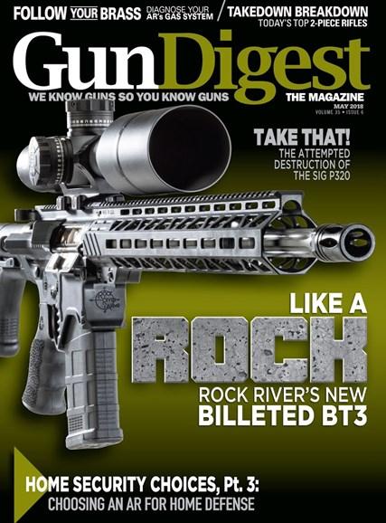 Gun Digest Cover - 5/1/2018