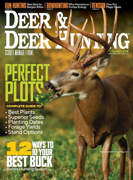 Deer & Deer Hunting Cover - 6/1/2018