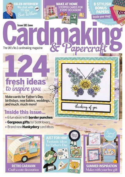 CardMaking & PaperCrafts Cover - 6/1/2018