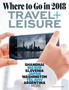 Travel and Leisure Magazine 1/1/2018