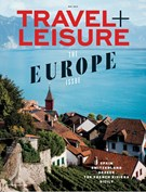 Travel and Leisure Magazine 5/1/2018