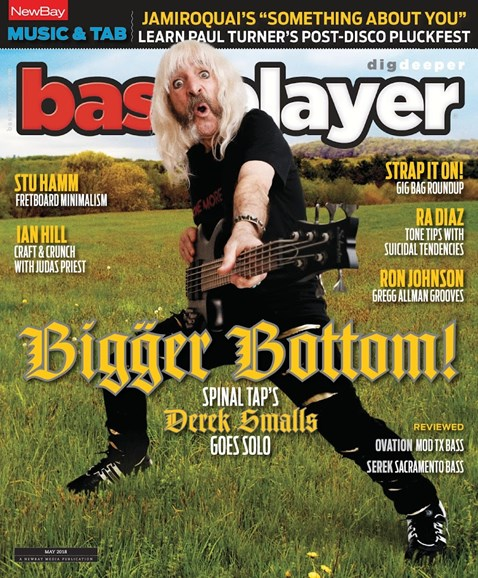 Bass Player Cover - 5/1/2018
