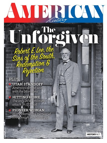 American History Cover - 6/1/2018