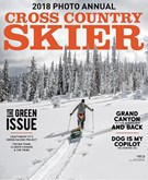 Cross Country Skier 4/1/2018