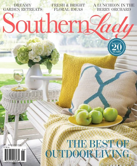 Southern Lady Cover - 5/1/2018
