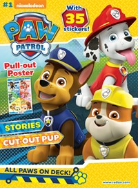 Paw Patrol | 3/1/2018 Cover
