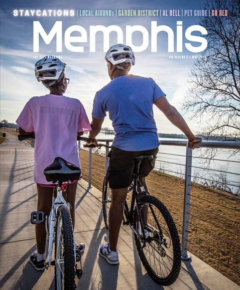Memphis Cover - 5/1/2018