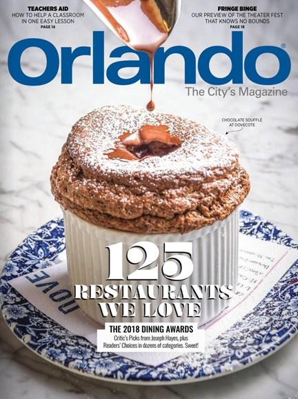 Orlando Magazine Cover - 5/1/2018