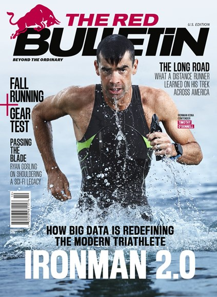 The Red Bulletin Cover - 10/1/2017