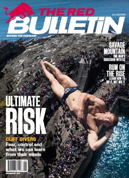 The Red Bulletin Cover - 9/1/2017