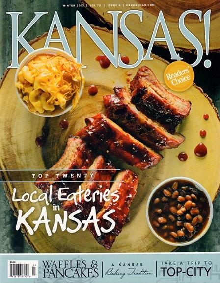 KANSAS! Cover - 12/1/2017