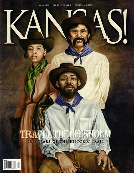 KANSAS! Cover - 9/1/2017