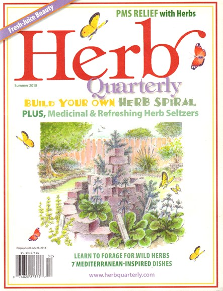 Herb Quarterly Cover - 6/1/2018