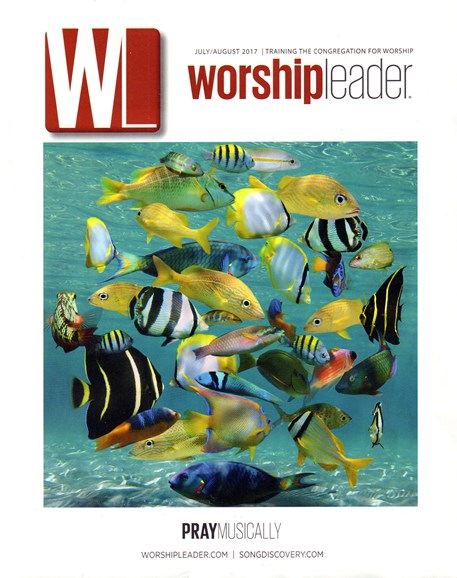 Worship Leader Magazine Cover - 7/1/2017