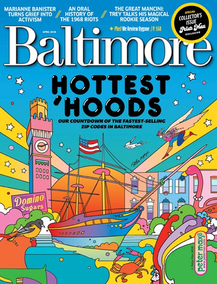 Baltimore Cover - 4/1/2018