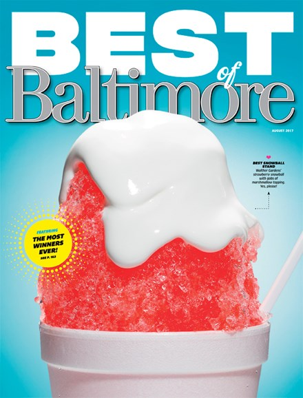 Baltimore Cover - 8/1/2017