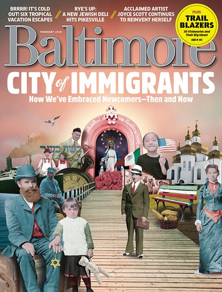 Baltimore Cover - 2/1/2018