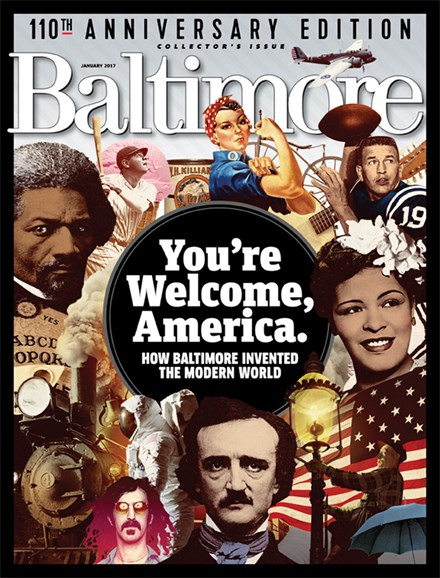 Baltimore Cover - 1/1/2017