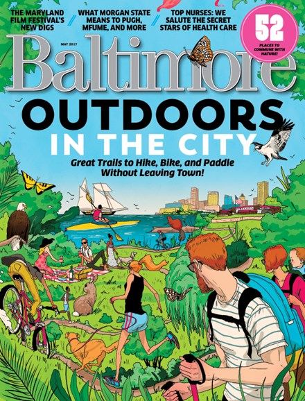 Baltimore Cover - 5/1/2017