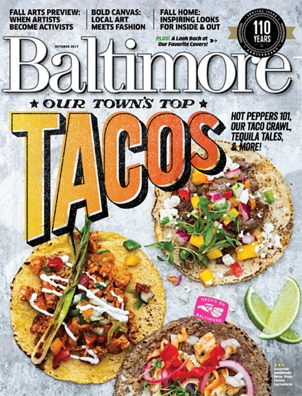 Baltimore Cover - 10/1/2017