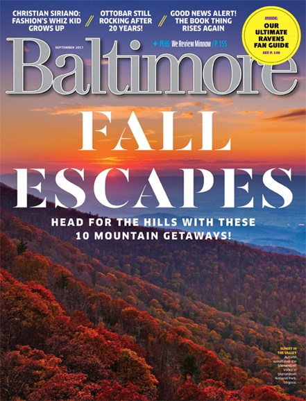 Baltimore Cover - 9/1/2017