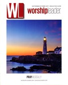 Worship Leader Magazine 9/1/2017