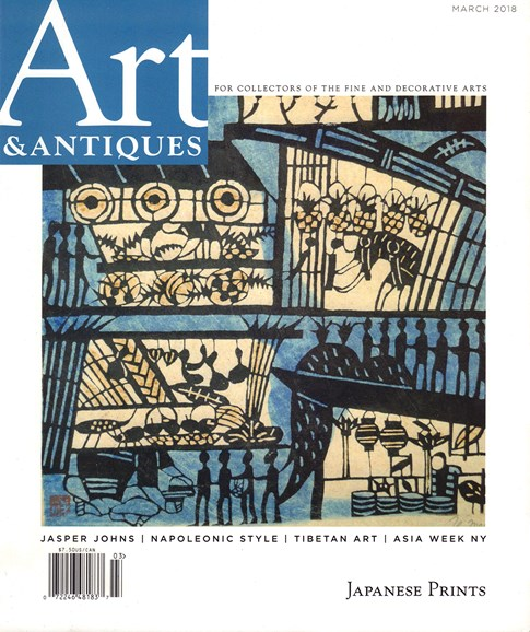 Art & Antiques Cover - 3/1/2018