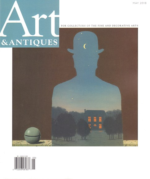 Art & Antiques Cover - 5/1/2018