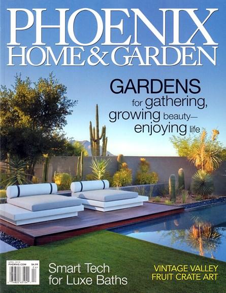 Phoenix Home & Garden Cover - 4/1/2018