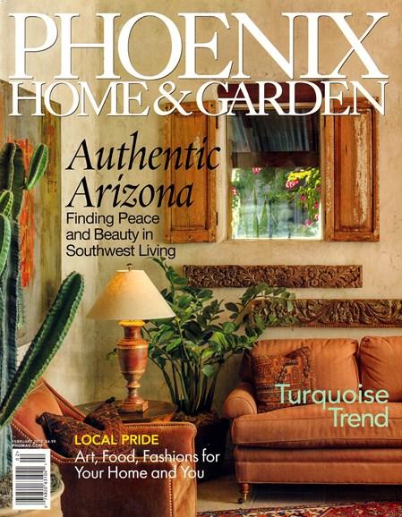 Phoenix Home & Garden Cover - 2/1/2018
