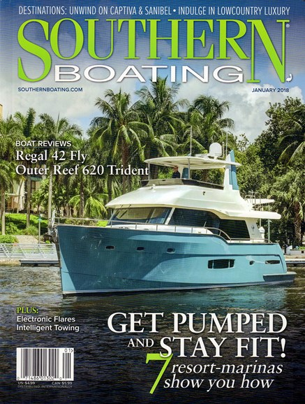 Southern Boating Cover - 1/1/2018