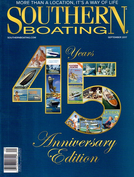 Southern Boating Cover - 9/1/2017