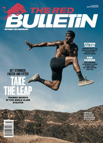 The Red Bulletin Cover - 3/1/2018