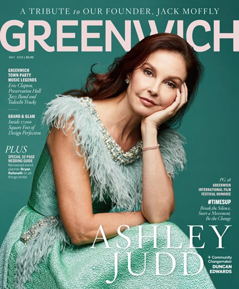 Greenwich Cover - 5/1/2018
