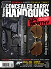 Concealed Carry Handguns | 6/1/2018 Cover
