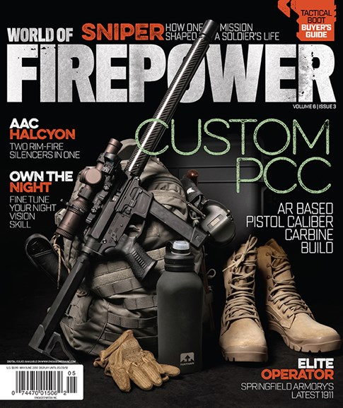 World of Firepower Cover - 5/1/2018