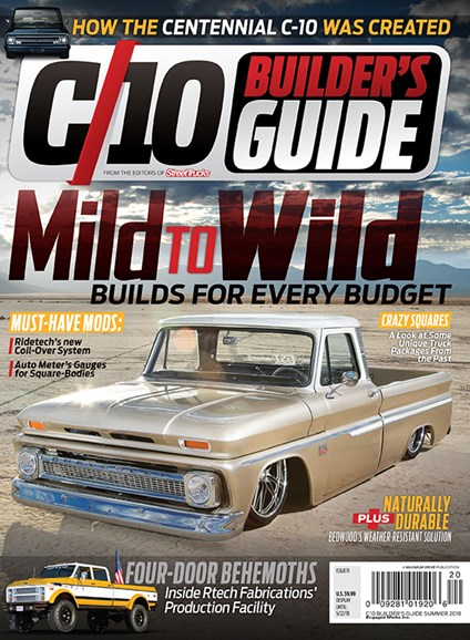 C10 Builders Guide Cover - 6/1/2018