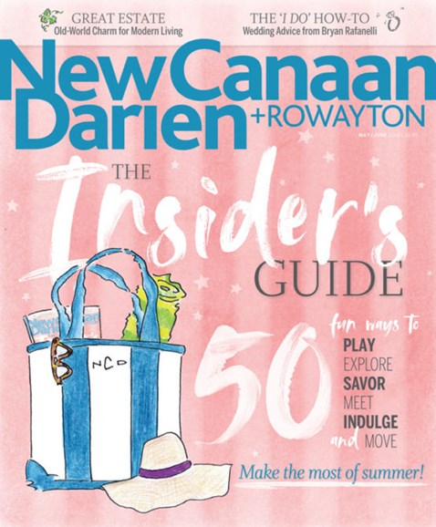 New Canaan-Darien Cover - 5/1/2018