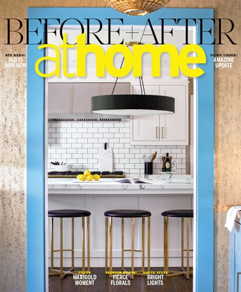 At Home in Fairfield County Cover - 1/1/2018