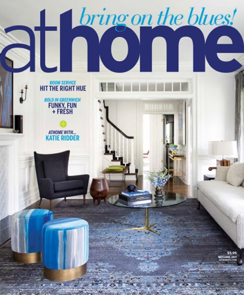 At Home in Fairfield County Cover - 5/1/2017