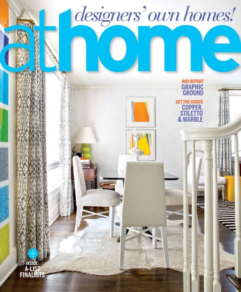 At Home in Fairfield County Cover - 9/1/2017