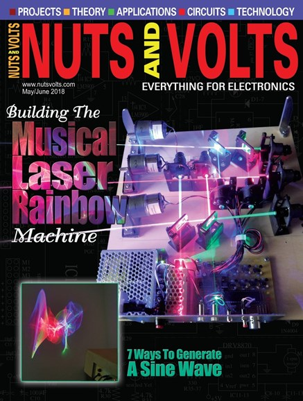 Nuts & Volts Cover - 5/1/2018