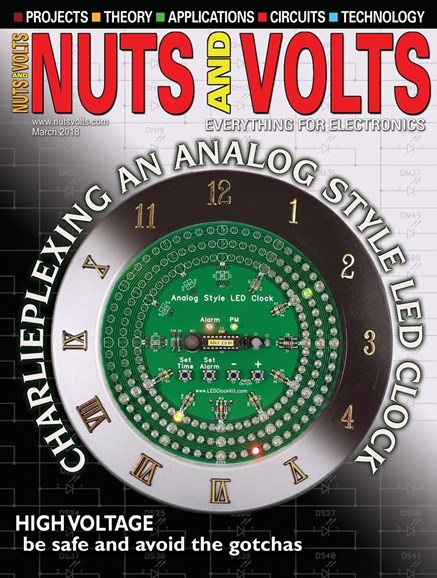 Nuts & Volts Cover - 3/1/2018